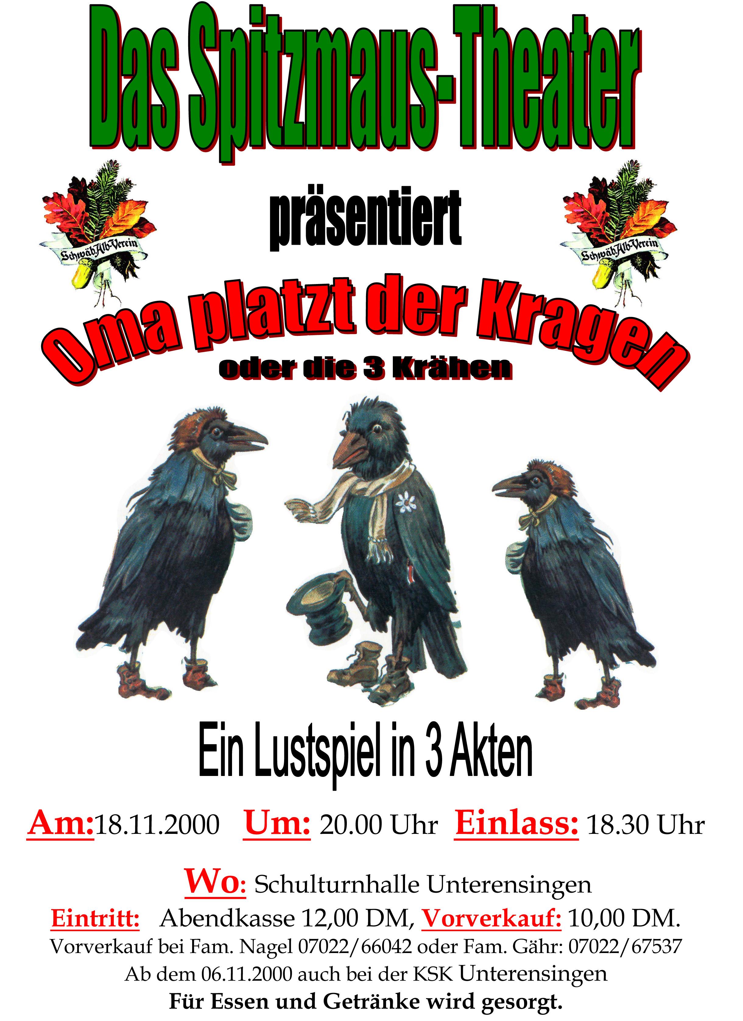 Plakat_2000_Oma-platzt-der-Kragen
