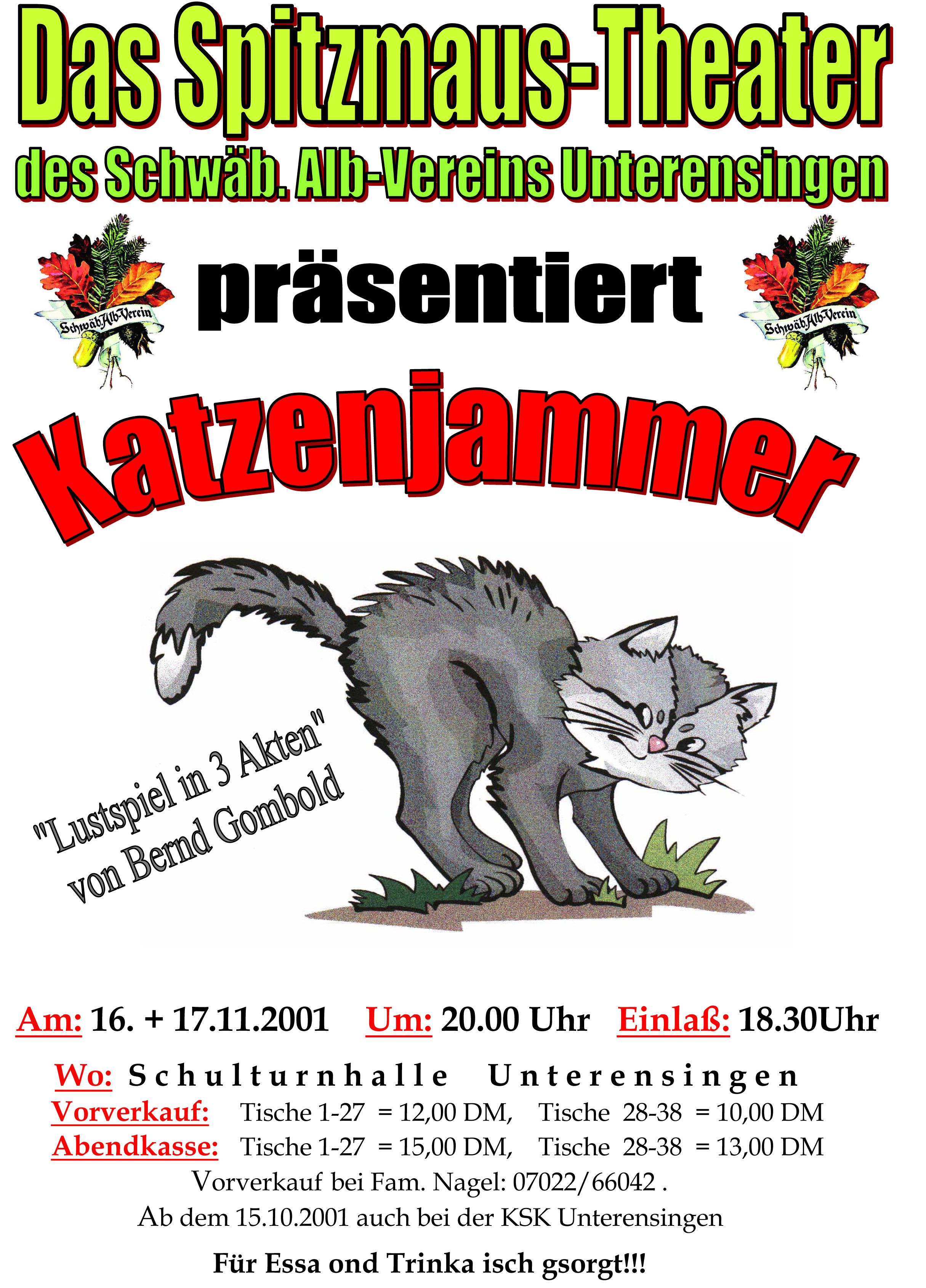 Plakat_2001_Katzenjammer