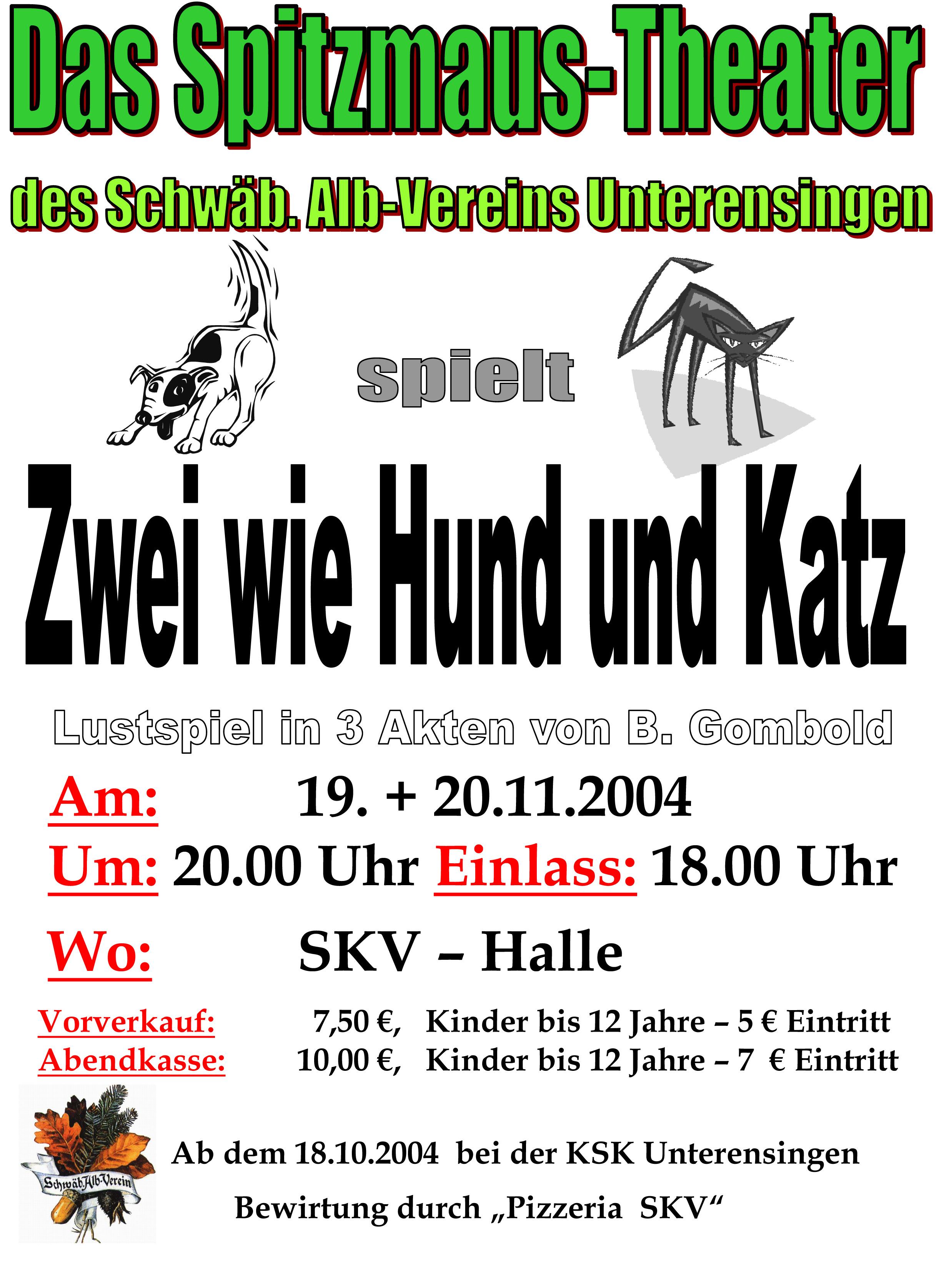 Plakat_2004_Zwei-wie-Hund-und-Katz