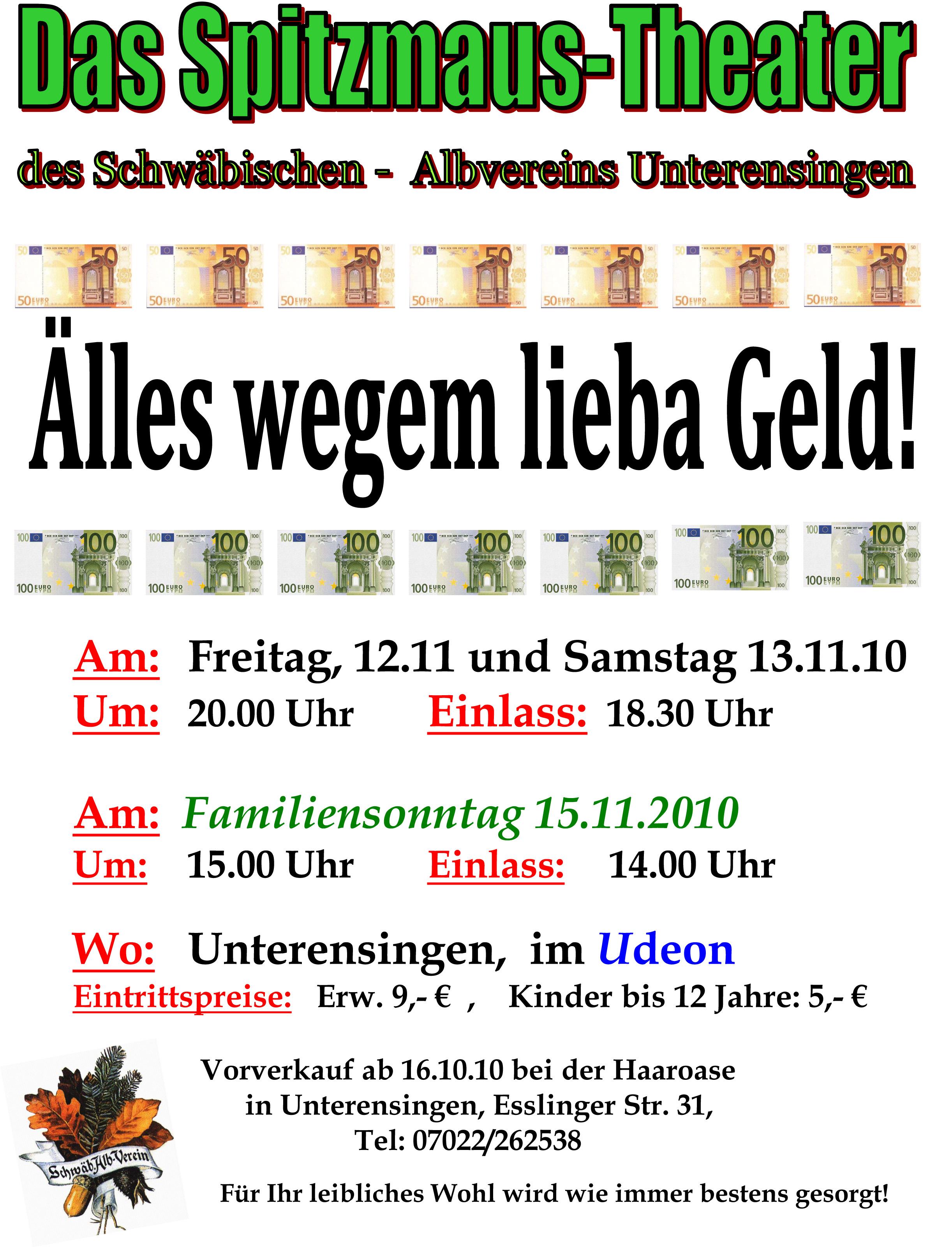 Plakat_2010_Älles-wg-lieba-Geld
