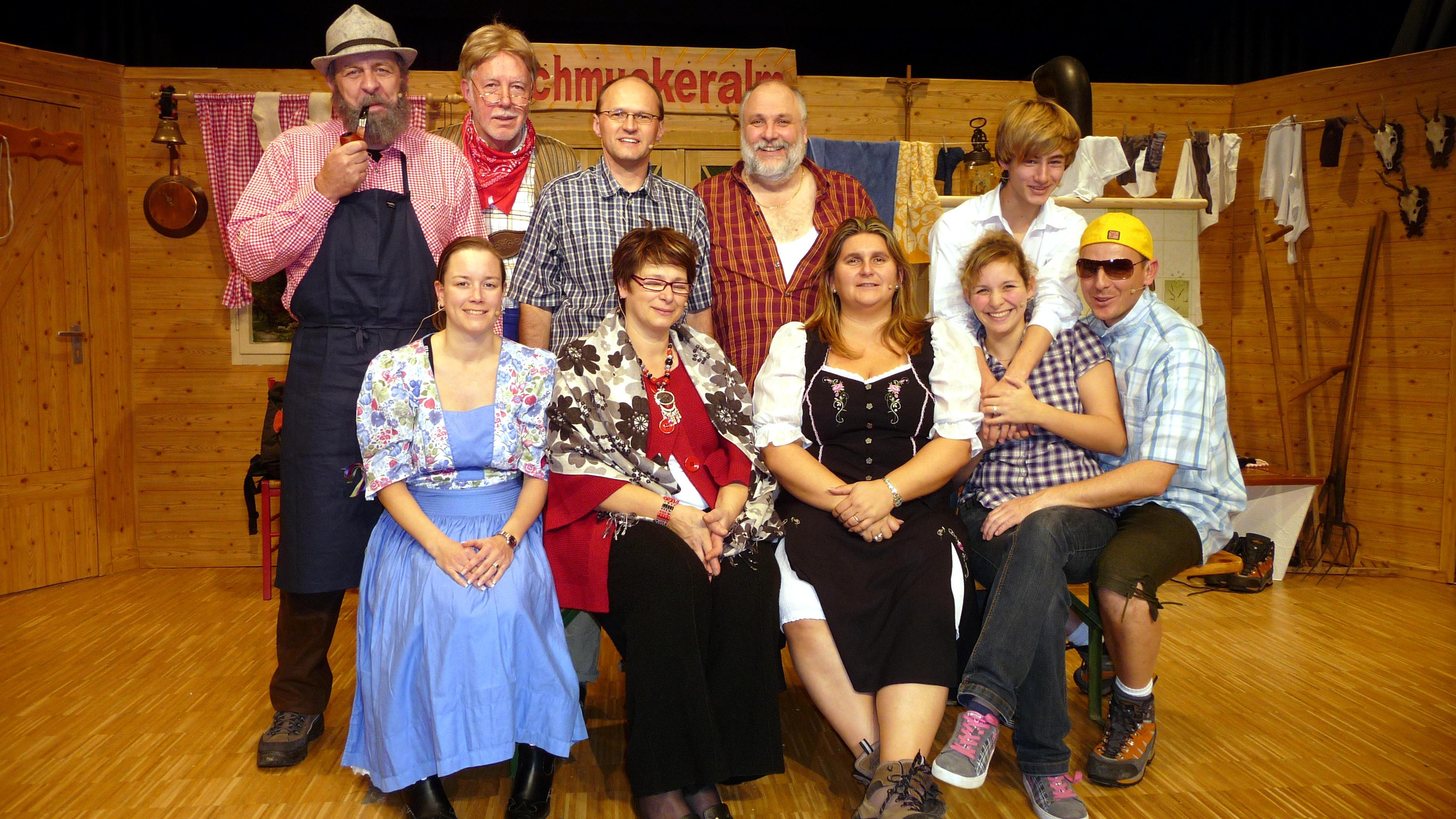 Spitzmaustheater-Gruppenbild_2009