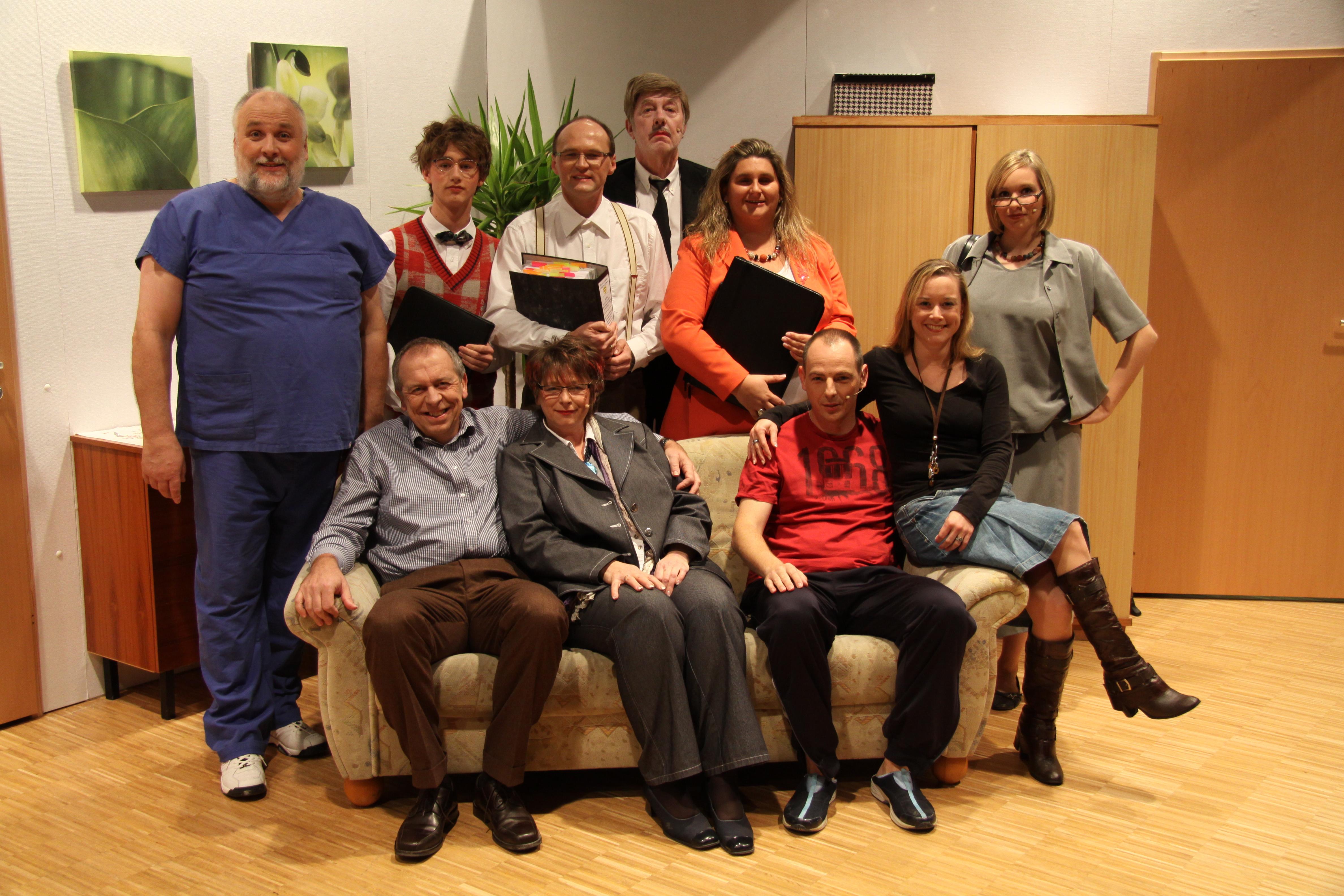 Spitzmaustheater-Gruppenbild_2010