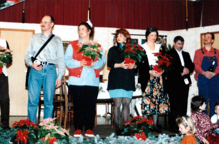 Gruppenbild 1998