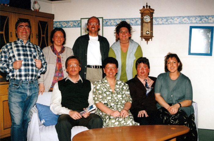 Gruppenbild 2000