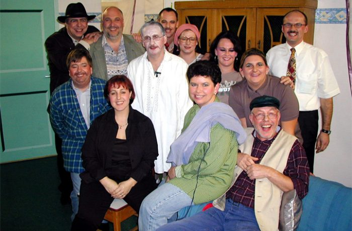 Gruppenbild 2003