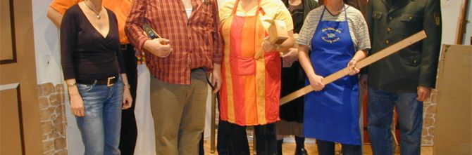 Gruppenbild 2008