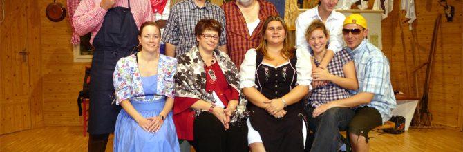 Gruppenbild 2009
